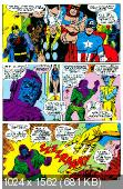Giant Size Avengers/Invaders