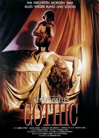 Готика / Gothic (1986) DVDRip