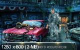 Город-призрак. Проклятие машин / Motor town: Soul of the machine (2013) Android