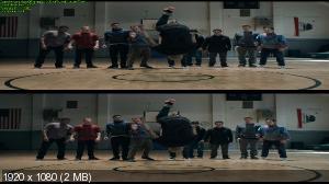 Короли танцпола 3Д / Battle of the Year 3D ( Лицензия  by Ash61) Вертикальная анаморфная