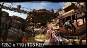 Call of Juarez: Gunslinger *v.1.0.3* (2013/RUS/ENG/RePack by CUTA)