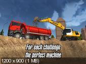 [Android] Строительный тренажер 2014 / Construction Simulator 2014 - v1.01 (2013) [ENG]