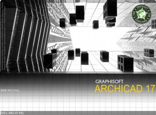 Graphisoft ArchiCAD 17 Build 5005 Final + Cigraph + Add-Ons (ENG|RUS)