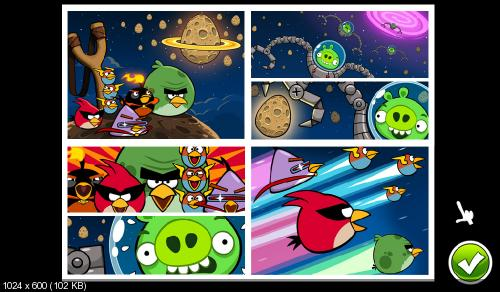 Angry Birds: Anthology / Сердитые Птицы: Антология (Rovio Entertainment) (EN) (2013) [RePack by KloneB@DGuY]