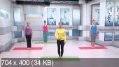 «Суставная гимнастика» с Ольгой Янчук /1-12 выпуск/ (2013-2014/IPTVRip)
