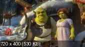 ���� �����, ������� ��� / Shrek the Halls (2007/HDTVRip)