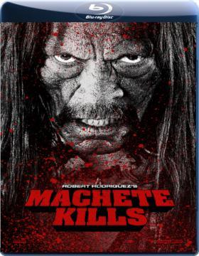 Мачете убивает / Machete Kills (2013) BDRip 1080p