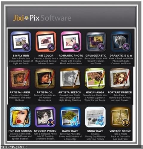 JixiPix Software Suite (11.11.2013) Repack