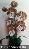 Мои цветочки из бисера 92ebd3b526e4996b96bc3087f39debd4