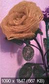 Мои цветочки из бисера Cfd89bc5edac54acbfdd8b2da9143412
