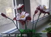 Мои цветочки из бисера 0f02623c201459013ed85349118caf78