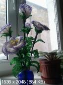 Мои цветочки из бисера 6ac702e5406f00dacd7808b47ad39d8c