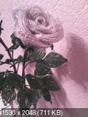 Мои цветочки из бисера 137f5948a84e00aec4be29eed02348ab
