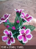 Мои цветочки из бисера Dbc5772ddee05f12bf548815cce71dac
