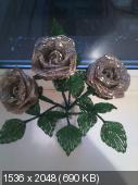 Мои цветочки из бисера 7fcb5aecc4804a1936222c8a93dbefe7