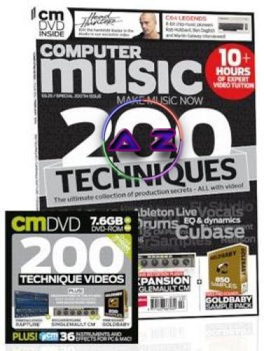 Computer Music - Producer Masterclass: Headhunterz - CM 200 (2014)