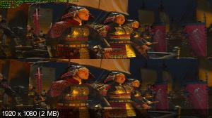Без черных полос (На весь экран)  Молодой детектив Ди: Восстание морского дракона 3Д / Di Renjie: Shen du long wang / Young Detective Dee: Rise of the Sea Dragon 3D (by Ash61) Вертикальная анаморфная