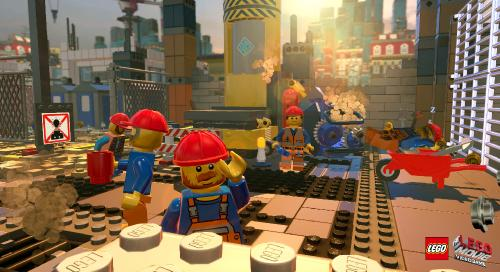 The LEGO Movie: Videogame (Xbox360/MULTI)