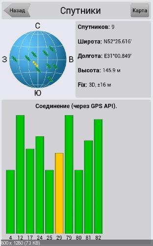 Навител навигатор Full 8.5.0.1191 + RePack + новые карты Q1 2014г.