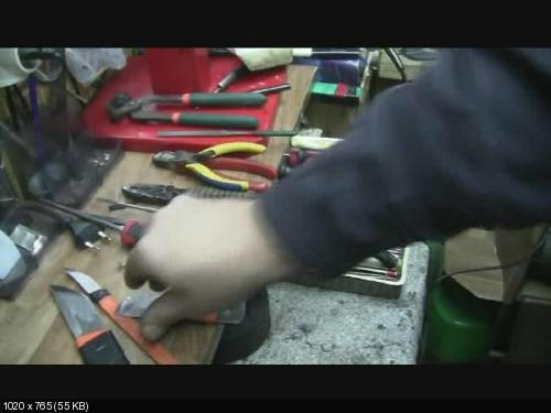Видеокурс по ремонту обуви (2013/4xDVD)