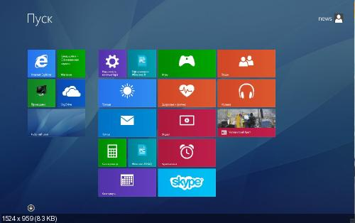 Windows 8.1 x86 Enterprise UralSOFT v.14.13 (2014/RUS)