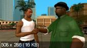 Grand Theft Auto: San Andreas 1.03 Lite Version (2014) Android