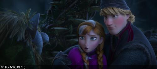 Холодное сердце / Frozen (Крис Бак, Дженнифер Ли) [2013, мультфильм, WEB-DL 720]