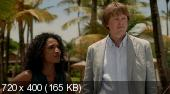 ������ � ��� / Death In Paradise [03x01] (2014) HDTVRip | L2