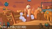 Worms: Убойные разборки / Worms Ultimate Mayhem. Deluxe Edition (2011/ENG/RUS/MULTI9) *PROPHET*