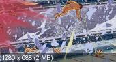 Мобильный воин Гандам Эф-91 / Kidou Senshi Gundam F91 / Mobile Suit Gundam F91 (1991) BDRip 720p | VO