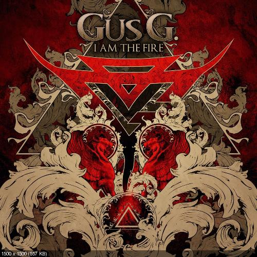 Gus G. - I Am the Fire (2014)