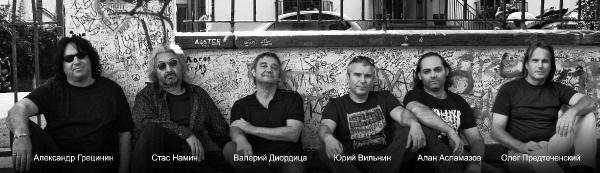 "Стас Намин и группа ""Цветы"" - Homo Sapiens / Flower Power / 2 DVDRip / 2013"