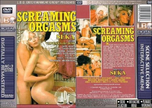 Мощные оргазмы / Screaming Orgasms (1989)