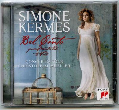 Simone Kermes – Bel Canto (from Monteverdi to Verdi)/ 2013 Sony Music Entertainment