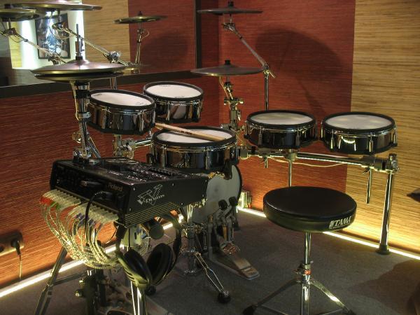 Как сделать свою барабанную установку 919
