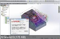 SolidCAM 2014 SP1 for SolidWorks 2011-2014 ML/RUS
