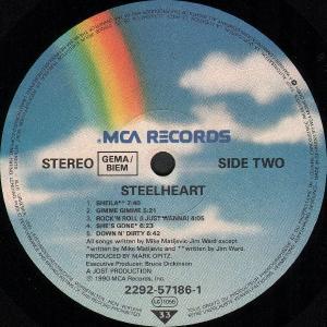 Steelheart - Steelheart (1990)