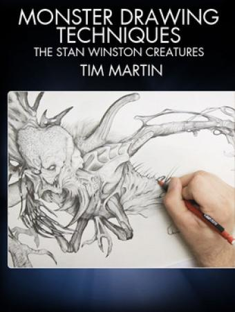 Stan Winston School - How To Draw Monsters - Drawing Stan Winston Creatures