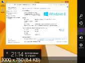 Windows 8.1 AIO 80in1 with Update v.2 (x64/х86) (Apr2014) [Eng/Rus/Ger/Ukr]