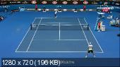 ������. Australian Open 2015. ���� 9. ����� 27.01.2015 [Eurosport HD] [27.01] (2015) HDTVRip 720p | 50 fps