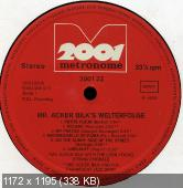 Mr. Acker Bilk - MR. ACKER BILK'S WELTERFOLGE (1973)