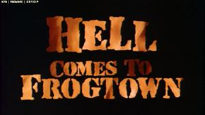 �� � ���������� ������ / Hell Comes to Frogtown (1987) BDRip-AVC | AVO