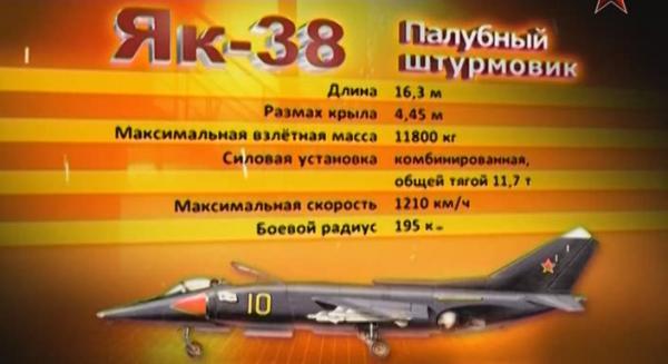 Сделано в СССР. Оружие 1945-1991 годов - ЯК 38 (2012)