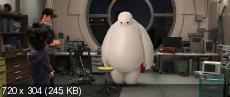 ����� ������ / Big Hero 6 (2014) WEB-DLRip | ������ ����