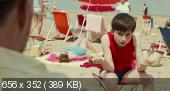 �������� ���������� ������ / Les vacances du petit Nicolas (2014) HDRip   DUB   ������ ����