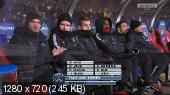Футбол. Чемпионат Франции 2014-15. Ligue 1. 24-й тур. Лион - ПСЖ [08.02] (2015) HDTVRip 720p | 50 fps