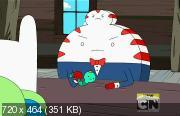 Время приключений с Финном и Джейком (Пора приключений) (1-6 сезоны: 1-186 серии) (2010-2015) SATRip