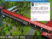 RollerCoaster Tycoon 3 - Platinum [v.3.2.8.13] (2006) PC | RePack by Mr.White