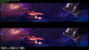 Город героев 3Д / Big Hero 6 3D ( Лицензия by Ash61) Вертикальная анаморфная