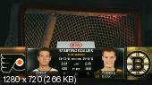 ������. NHL 14/15, RS: Philadelphia Flyers vs. Boston Bruins [07.03] (2015) HDStr 720p | 60 fps